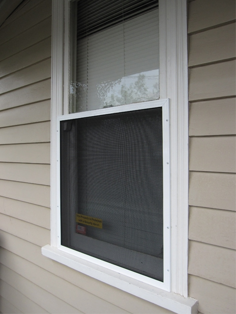 Crimsafe Window Grills