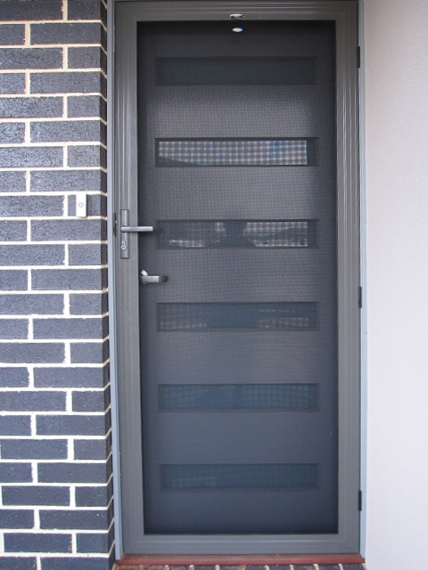 Crimsafe Regular & Crimsafe Security Doors in Melbourne | Best Price Available