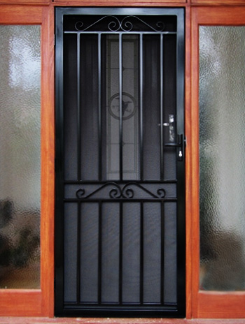 Kooyong Steel Security Door