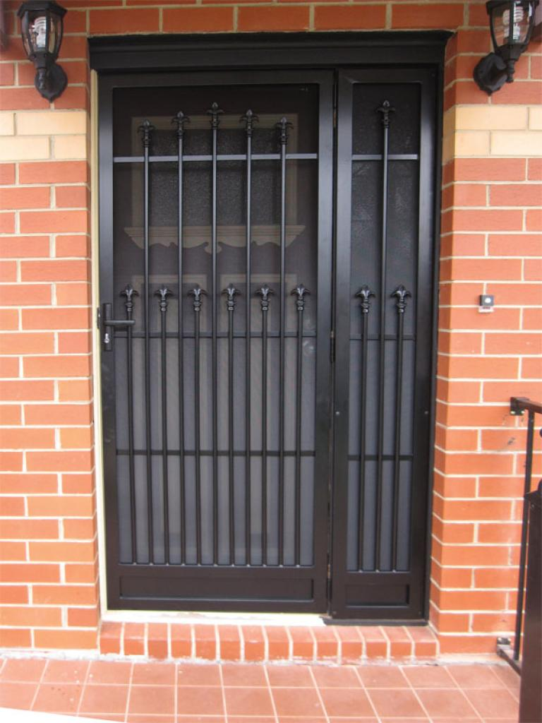 Carlton Steel Security Door